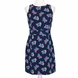 Lilly Pulitzer Kirkland I've Got Butterflies Dress